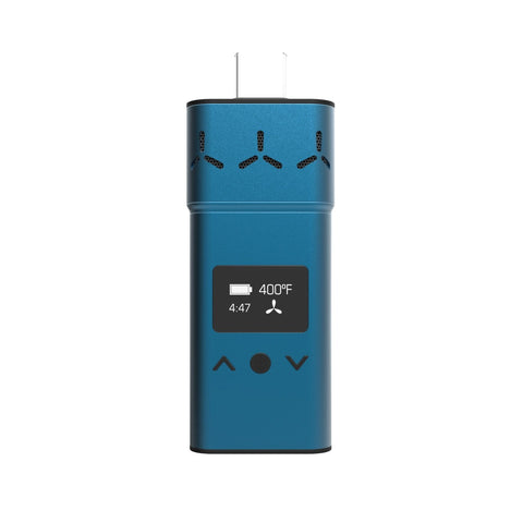 AirVape Xs Vaporizer - Midnight Blue