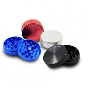 2-Piece Medium Herbivore Grinder - Colors