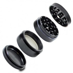 4-Piece Medium Herbivore Grinder - Sections