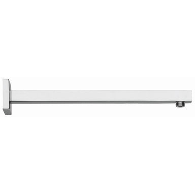 Brazo Inox de regadera a pared acero inoxidable