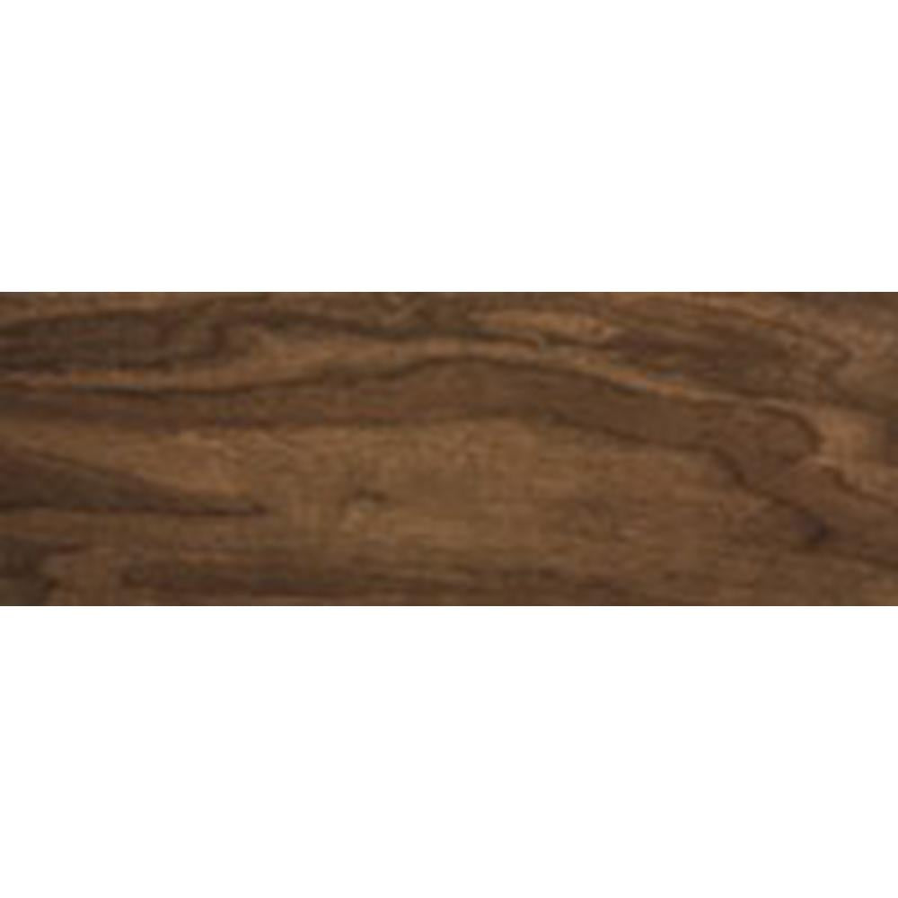 Piso Black walnut para interior / exterior natural 18 x 50 cm caja con 0.99 m2
