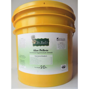 Dr. Paul's Lab - Aloe Pellets-Doc Tom Roskos