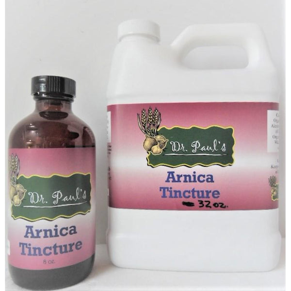Dr. Paul's Lab - Arnica Tincture-Doc Tom Roskos