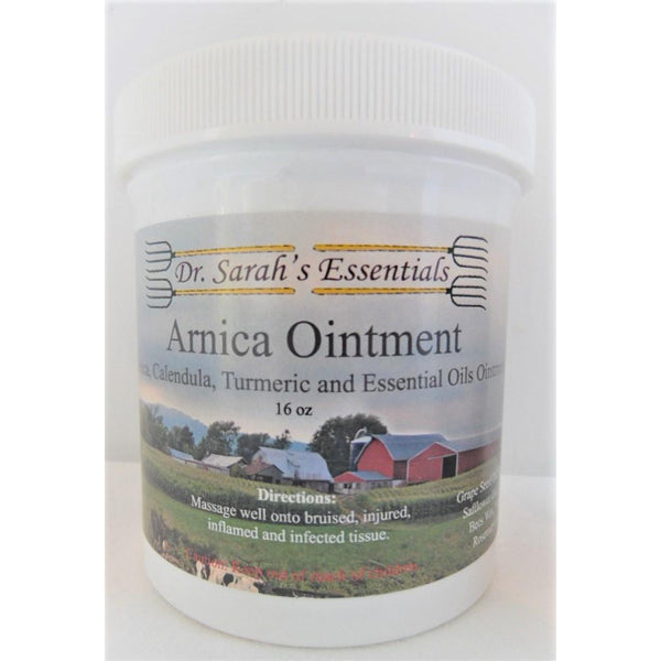 Dr. Sarah's Essentials - Arnica Ointment-Doc Tom Roskos