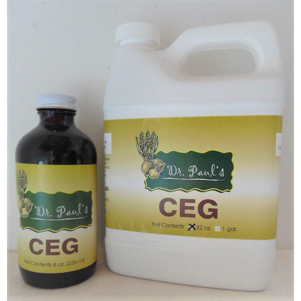 Dr. Paul's Lab - CEG Tincture-Doc Tom Roskos