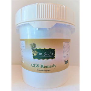 Dr. Paul's Lab - CGS Remedy - 5qt-Doc Tom Roskos