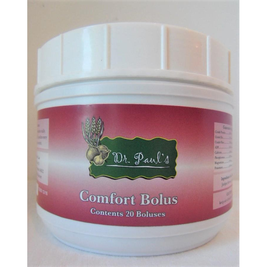 Dr. Paul's Lab - Comfort Bolus-Doc Tom Roskos