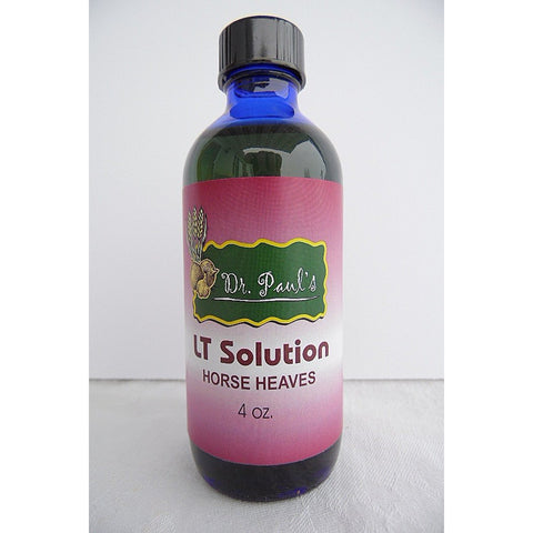 Dr. Paul's Lab - LT Solution Tincture - 4 oz-Doc Tom Roskos
