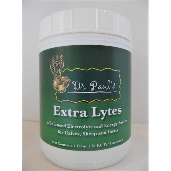 Dr. Paul's Lab - Extra Lytes-Doc Tom Roskos