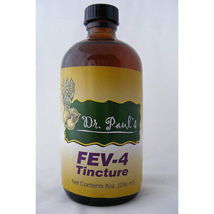 Dr. Paul's Lab - FEV-4 Tincture - 8 oz-Doc Tom Roskos