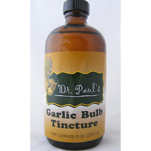 Dr. Paul's Lab - Garlic Bulb Tincture-Doc Tom Roskos