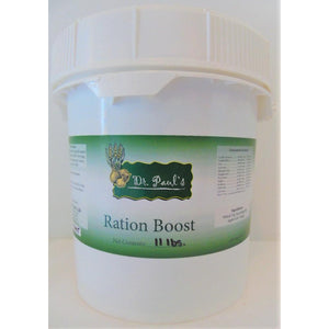 Dr. Paul's Lab - Ration Boost - 11 lb.-Doc Tom Roskos