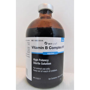 Vitamin B Complex HP - 100 cc-Doc Tom Roskos