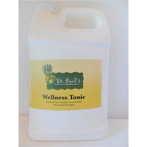 Dr. Paul's Lab - Wellness Tonic - 1 gal-Doc Tom Roskos