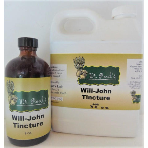 Dr. Paul's Lab - Will-John Tincture-Doc Tom Roskos