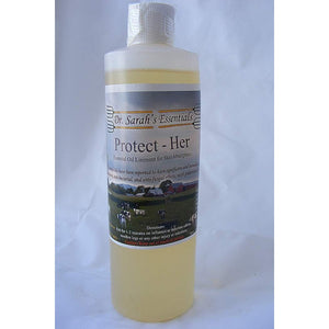 Dr. Sarah's Essentials - Protect-Her Liniment - 16oz-Doc Tom Roskos