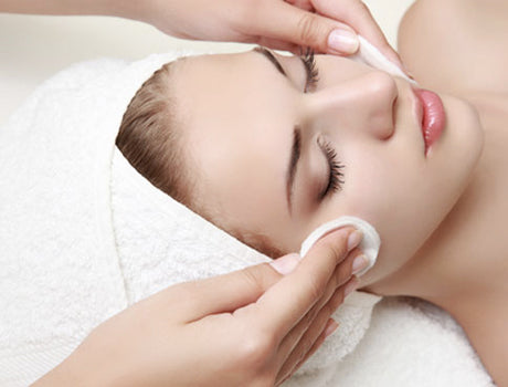 Basic Facial with Extraction