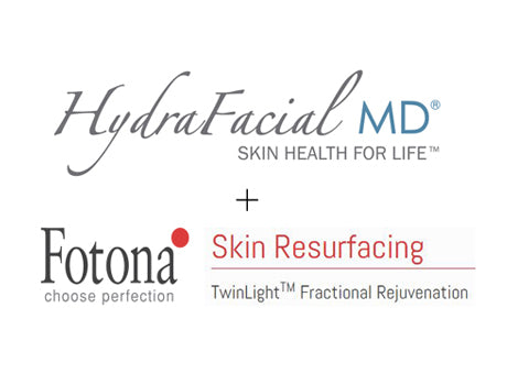 Revitalizing Facial with Laser