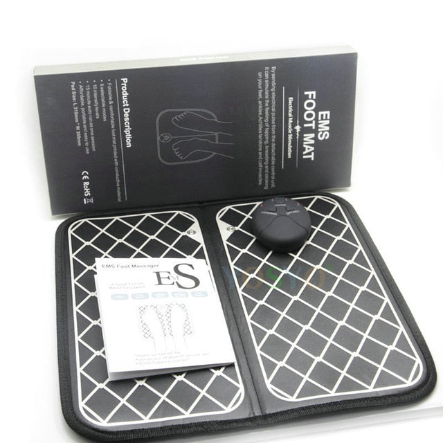 Electric Foot Therapy Massage Pad