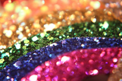 NO NASTIES KIDS SUPPORT A BAN ON PLASTIC GLITTER