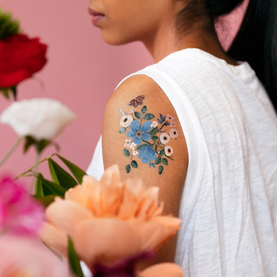 Lovely Set - 8 Tattoos | TATTLY