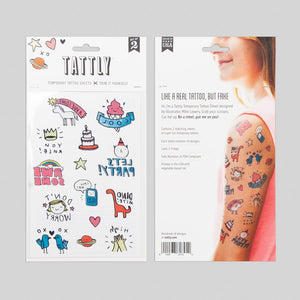 *** SHIPPING FEBRUARY 5TH *** Party Pals Sheet | TATTLY