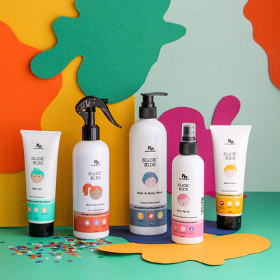 *** SOLD OUT *** SLiCK KiDS - Try It All With FREE Biodegradable Comb