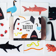 Tiny Animal Tin |  TATTLY