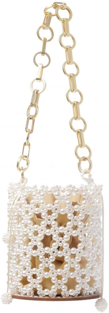 Pearl Luna Bucket Bag - 0711