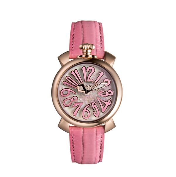 Manuale 40mm Pink - Floating - GaGà Milano