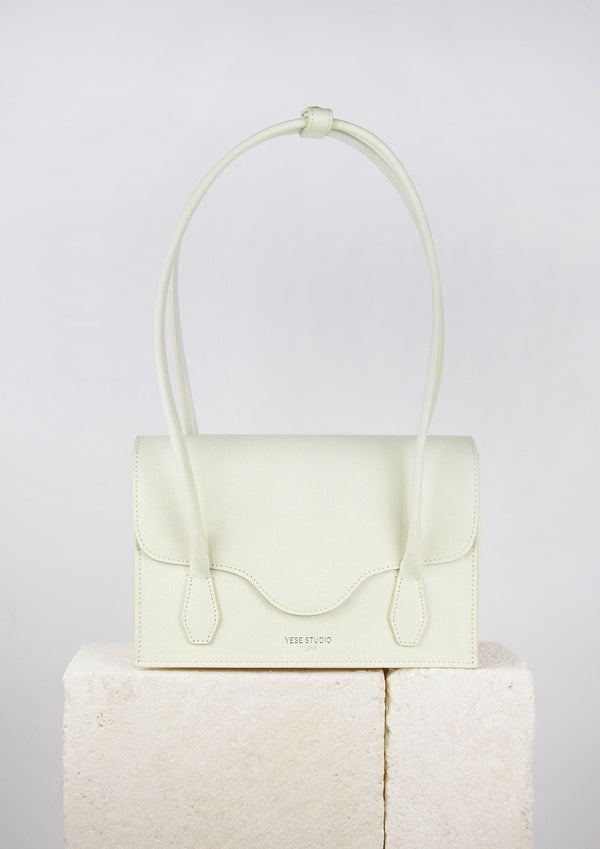 Elisabeth Bag Cream White - YESE STUDIO