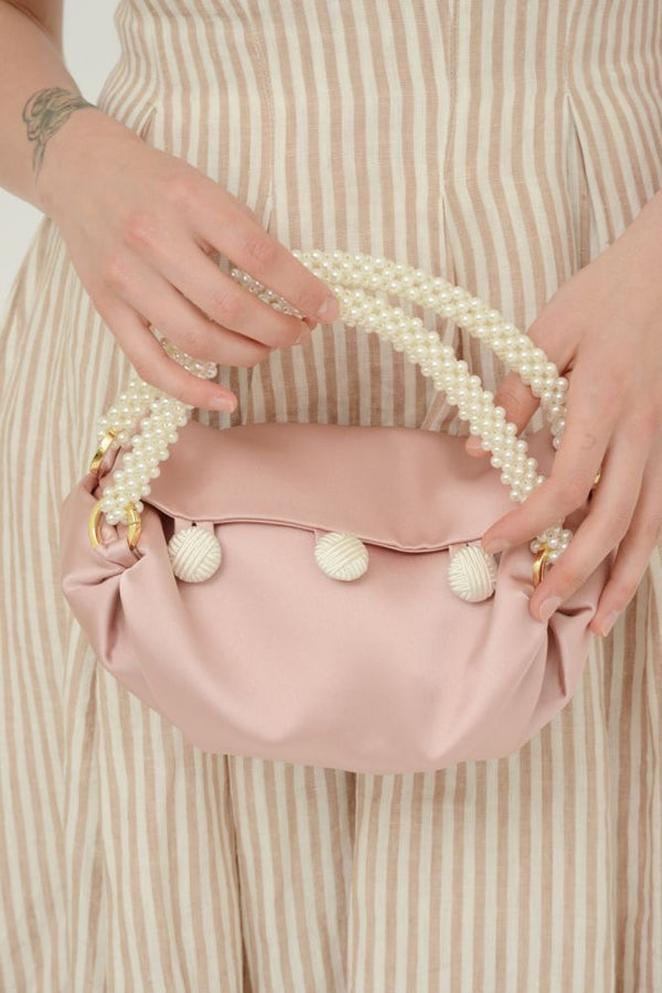 Blush Small Nino Tote Bag - 0711