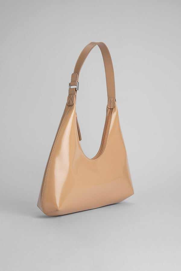 Amber Cream Leather Bag - BY FAR