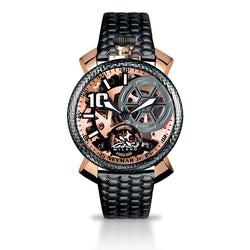 Neymar Jr. Limited Edition - Rose Gold Plated - GaGà Milano
