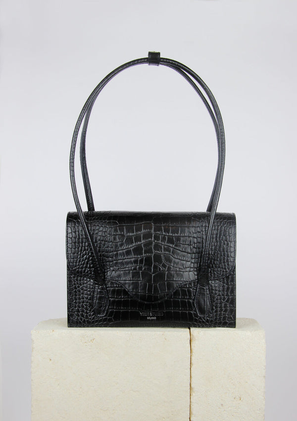 Elisabeth Bag Black - YESE STUDIO