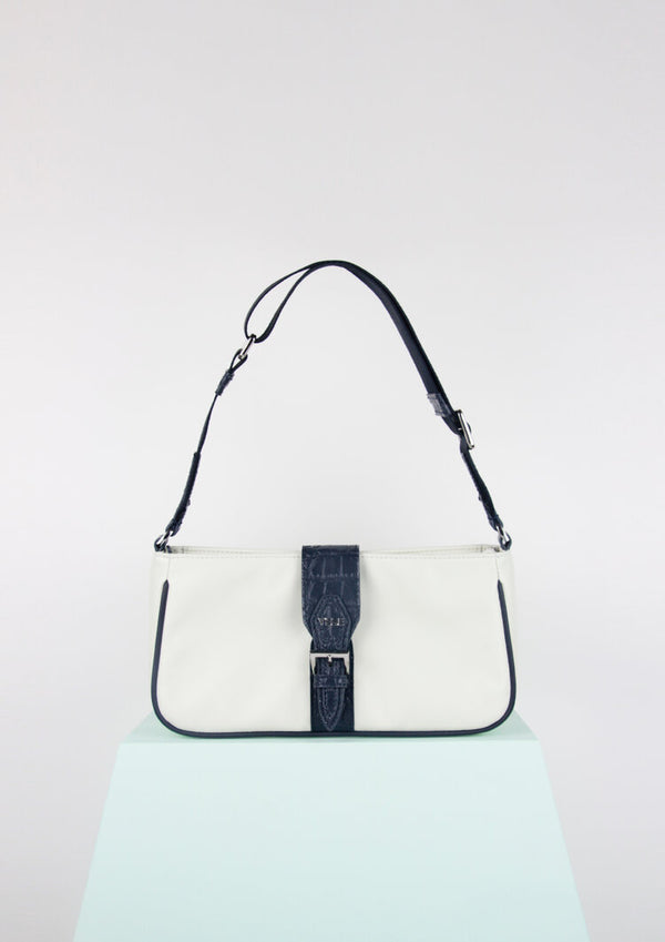 *NEW* Amy Bag Navy White - YESE STUDIO