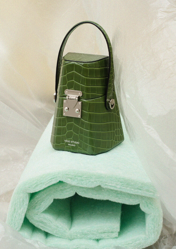 Cris Bag Green - YESE STUDIO