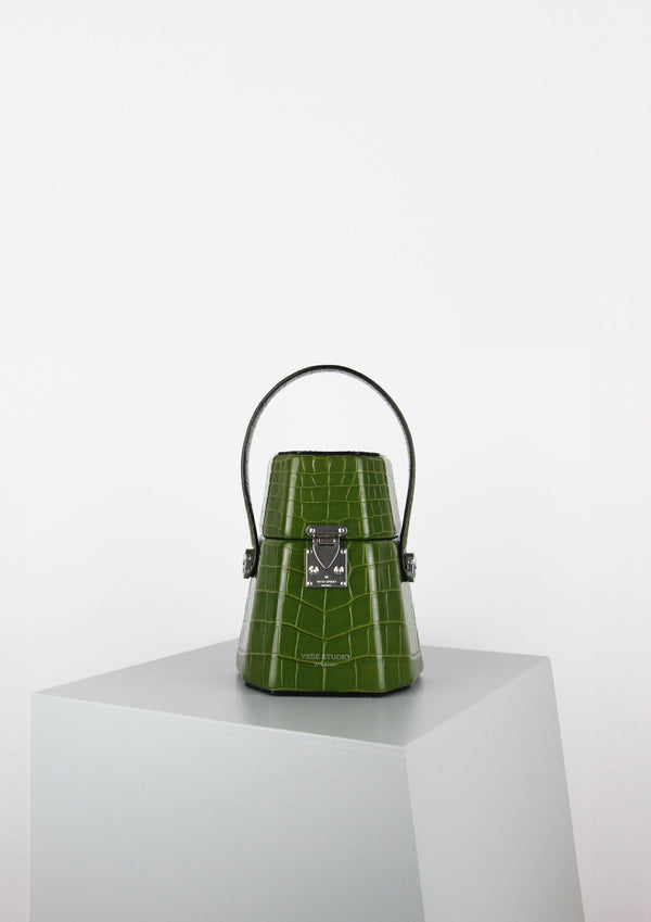 Cris Bag MINI Green - YESE STUDIO
