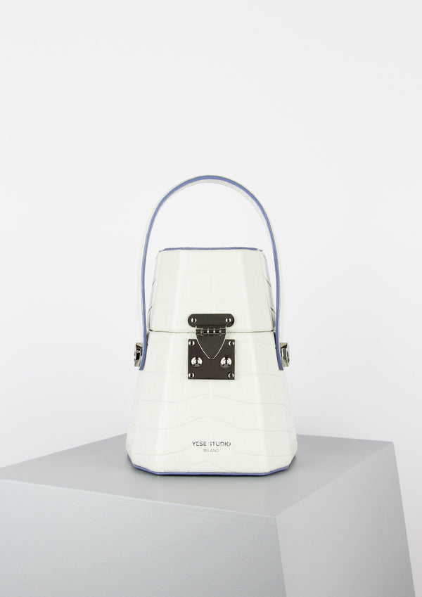 Cris Bag Blue Edge - YESE STUDIO