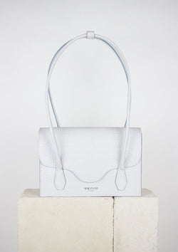 Elisabeth Bag Blue Edge - YESE STUDIO