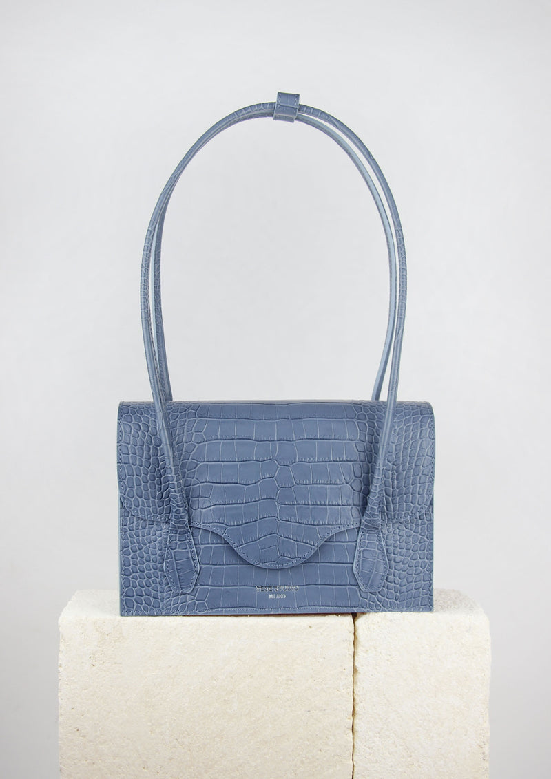 Elisabeth Bag Smoking Blue - YESE STUDIO