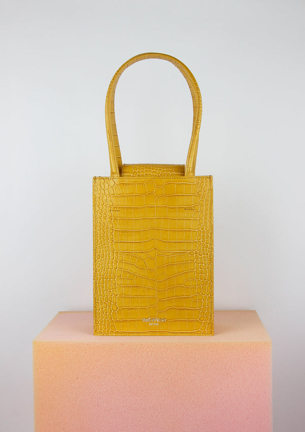 Faby Bag Desert Yellow - YESE STUDIO