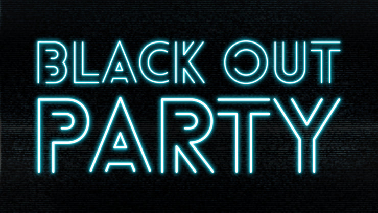 Black Out Party