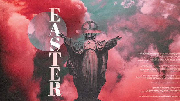 Easter (Pink and Grey)