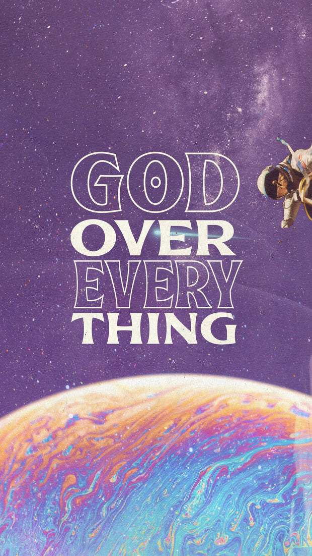 God Over Everything