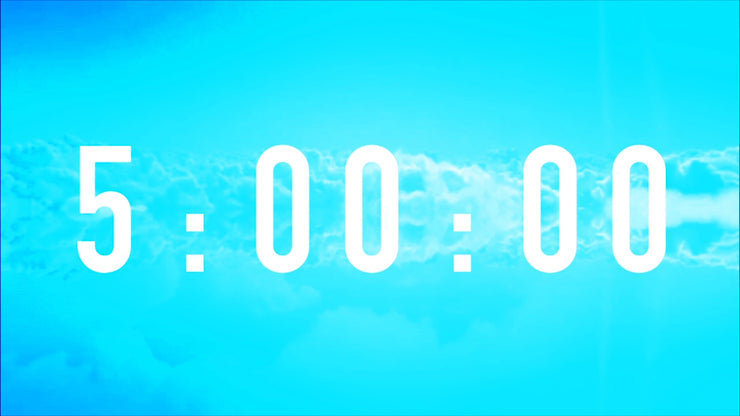 Head in the Clouds Countdown