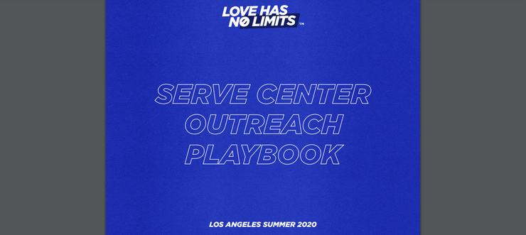 Serve Center Outreach Playbook