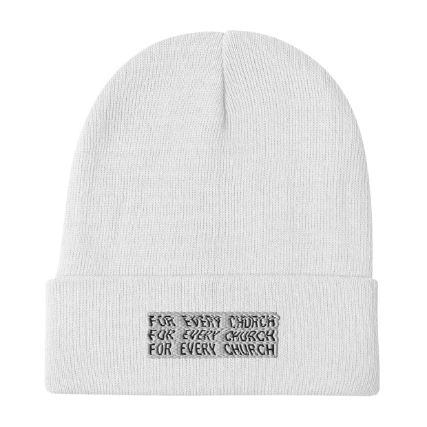 For Every Church Beanie