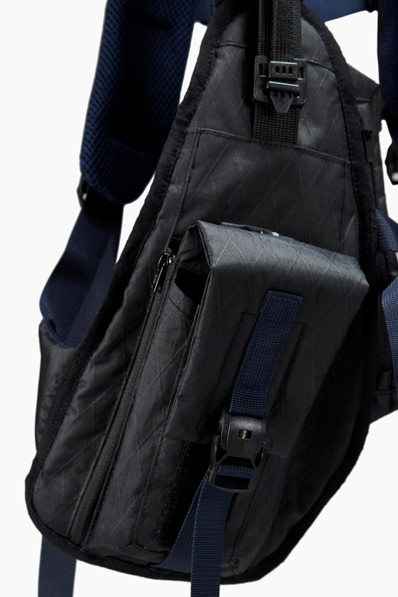 085 3-IN-1 Tactical Vest | NAVY | Uniden - The Techwear Collective