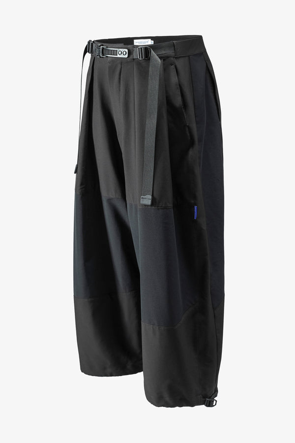 088 Water Repellent Cropped Trousers | Uniden - The Techwear Collective